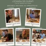 Locanda dei Giurati (Como): chi riesce a mangiare più di 80 arrosticini?