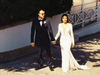 Luigi Atteo e la sua signora
