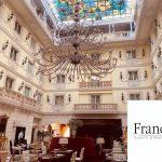 Francois Fashion Festival: la location è lo splendido Grand Hotel Vanvitelli, a Caserta
