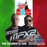 """MFX2 (Marco Fratty & Marco Flash): dj set per House Party su Mersey Radio Uk… e il 25 giugno 2021 esce il singolo """"Saving your Loving"""""""