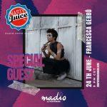 Nasty Juice Music, il 24 giugno 2021 special guest è Francesca Gerbò su Cropofmusic