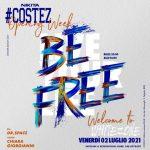 Costez Summer Club di Telgate (BG): 2/7 Dr.Space, Chiara Giorgianni; 3/7 Dr.Space, Mapez