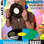 International Dance by Pietro Gagliostro: il 3/7 tocca ad Alex Belloni