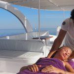 Domina Coral Bay e la Wellness Boat, ciò che serve per rilassarsi in mare, prima e dopo immersioni da sogno a Sharm El Sheikh