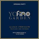 Inaugurazione per YC Fino Garden Porto Rotondo