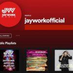 Le Playlist di Jaywork Music Group su Spotify per un'estate al top
