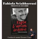 """L'8 agosto '21 Fabiola Sciabbarasi presenta """"Resta l'amore intorno, la mia vita con Pino Daniele"""" @ Domina Zagarella Sicily – Santa Flavia (Palermo)"""